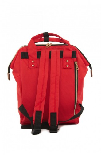 Sac a Dos Rouge 87001900002409