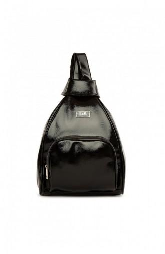 Black Back Pack 87001900055340
