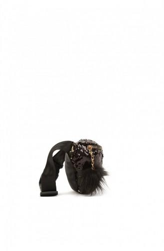 Sac Ceinture Noir 87001900037779