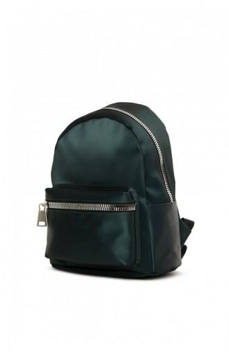 حقيبة ظهر أخضر حشيشي 87001900052194