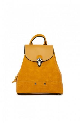حقيبة ظهر أصفر 87001900054077