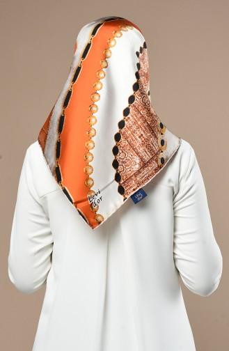 Echarpe Orange 2526-02