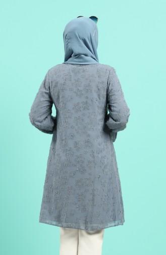 Blau Tunikas 1480-02