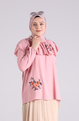 Powder Blouse 0247-04