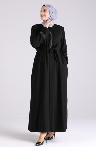 Abayas Noir 5949-01