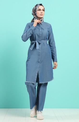 Jeans Blue Sets 2026-01