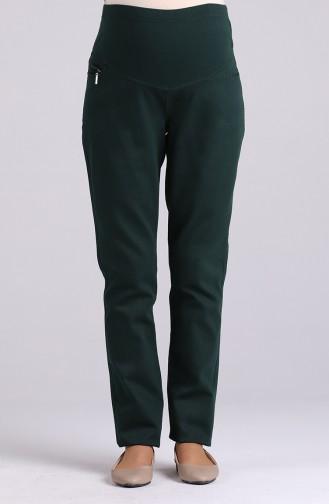 Smaragdgrün Hose 0361-01