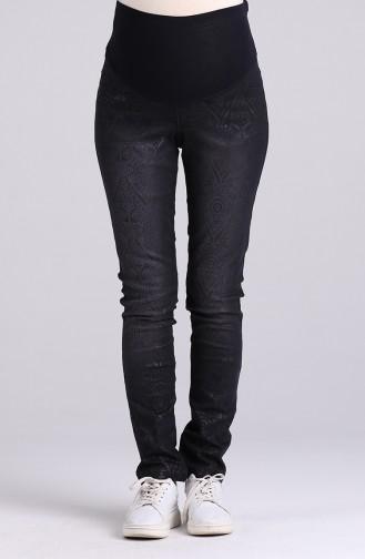 Pantalon Bleu Marine 0427-01
