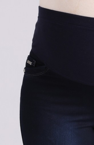 Navy Blue Pants 0443-01