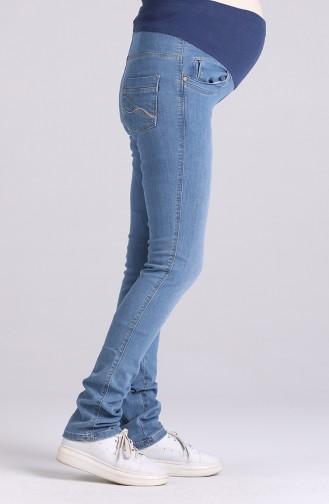 Pantalon Bleu Jean 2270-01