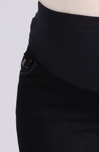 Hamile Kot Pantolon 2752-01 Lacivert