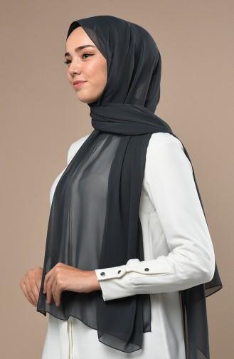 شال أسود فاتح 90640-12