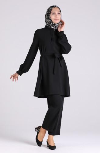 Schwarz Anzüge 4226-07