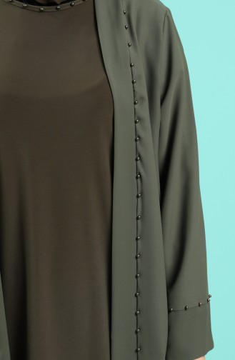 Khaki Anzüge 8009-03
