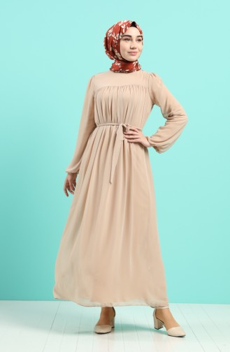 فستان بيج 3055-06