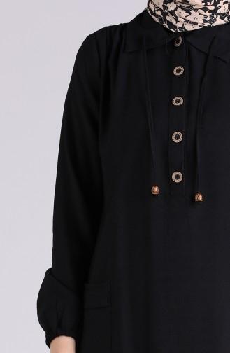 Tunique Noir 0043-05