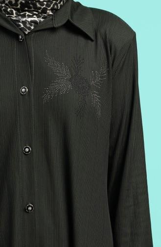 Tunique Vert Foncé 4540-01