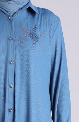 Tunique Bleu 4540-05