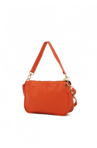 Orange Shoulder Bag 87001900056853