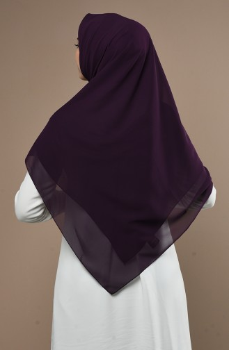 Dark Purple Scarf 15001-21