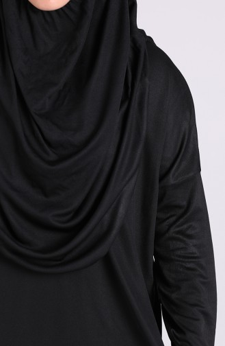 ملابس الصلاة أسود 0930-01