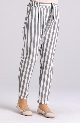Pantalon Noir 4000-02