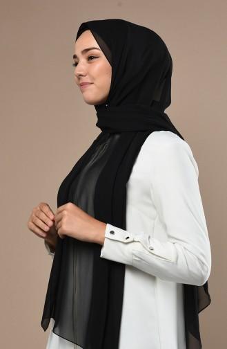 Black Sjaal 90640-02