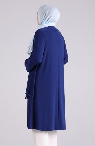 Saxon blue Tuniek 1009-04