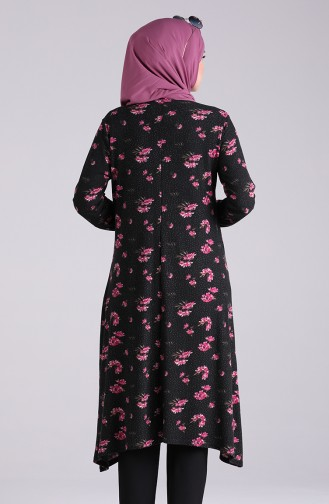 Tunique Noir 1318-02