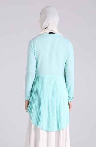 Tunique Vert menthe 1460-02