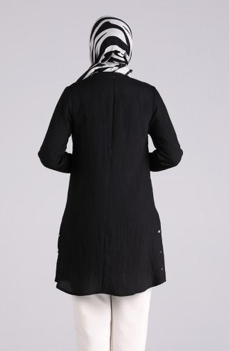 Tunique Noir 5022A-01