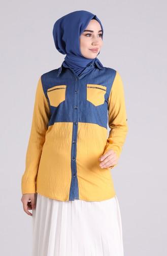 Yellow Tuniek 2032-01