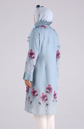 Tunique Bleu 2410-05