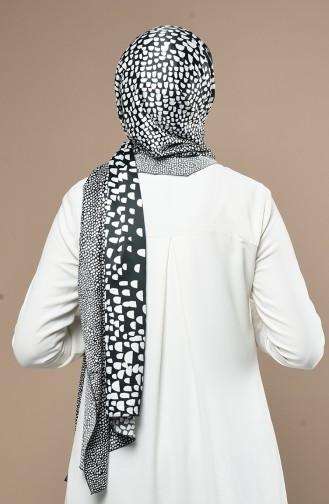 White Sjaal 54249-01