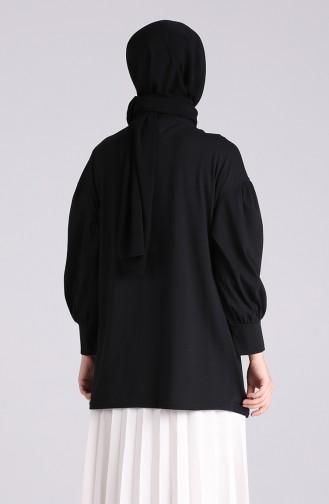 Black Blouse 4003-02