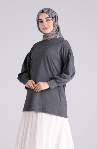Anthracite Blouse 4003-03