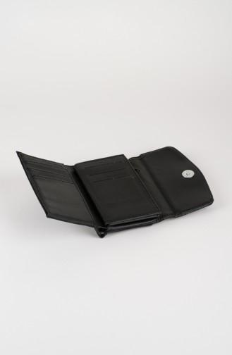 Black Wallet 40-01