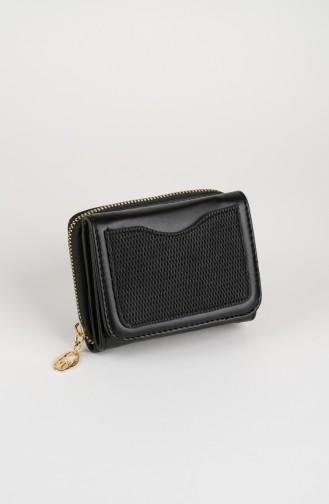 Bayan Cüzdan DVP41-01 Siyah