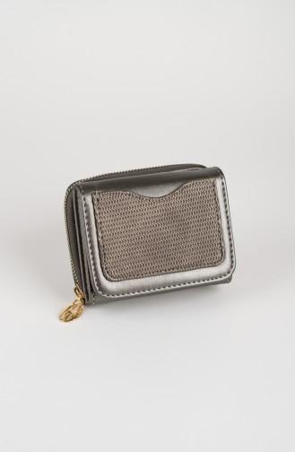 Gray Wallet 41-02