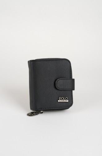 Black Wallet 42-01