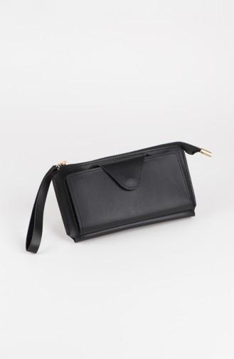 Portefeuilles Noir 44-01