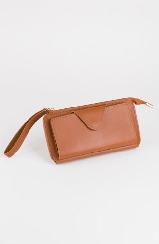 Tobacco Brown Wallet 44-02