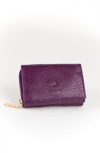 Purple Wallet 45-03