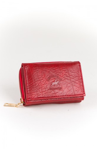 Red Wallet 45-04