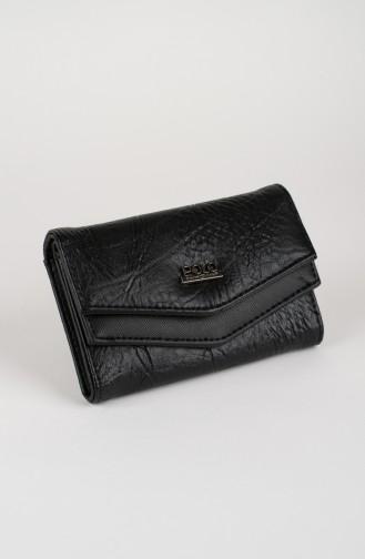 Portefeuilles Noir 46-01