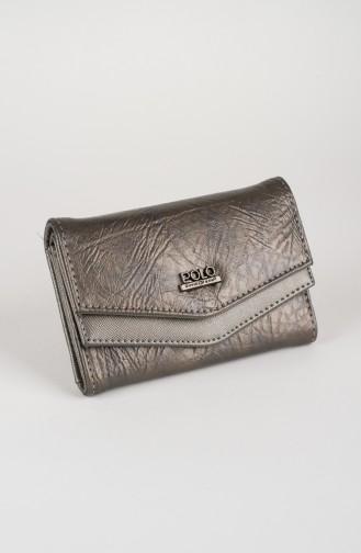 محفظة نقود رمادي 46-03