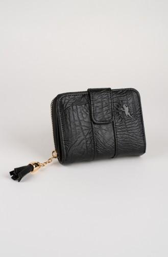 Bayan Cüzdan DVP48-01 Siyah