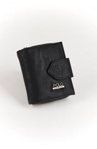 Black Wallet 51-01