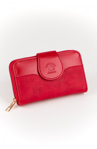 Red Wallet 52-03