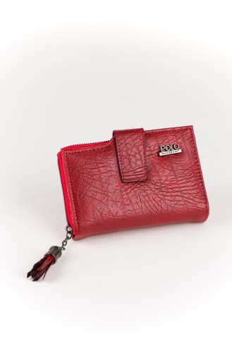 Red Wallet 53-03